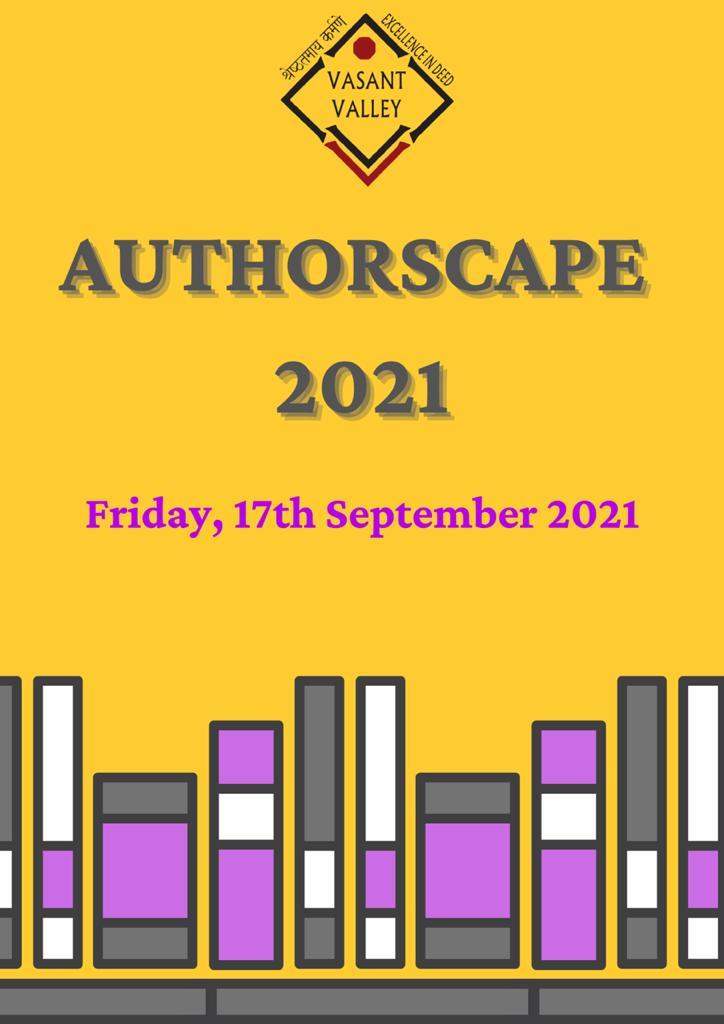 AuthorScape 2021