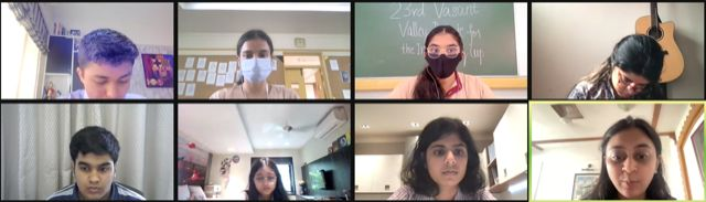 23rd Vasant Valley School Debate for the India Today Cup 2021