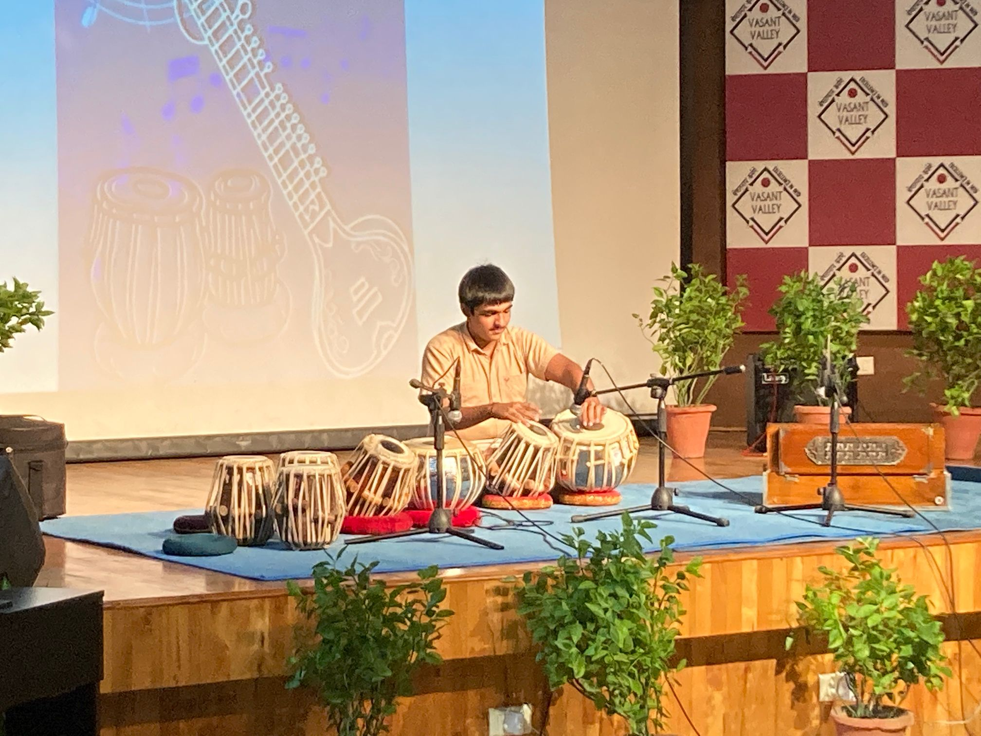 24th Inter House Indian Music Competition